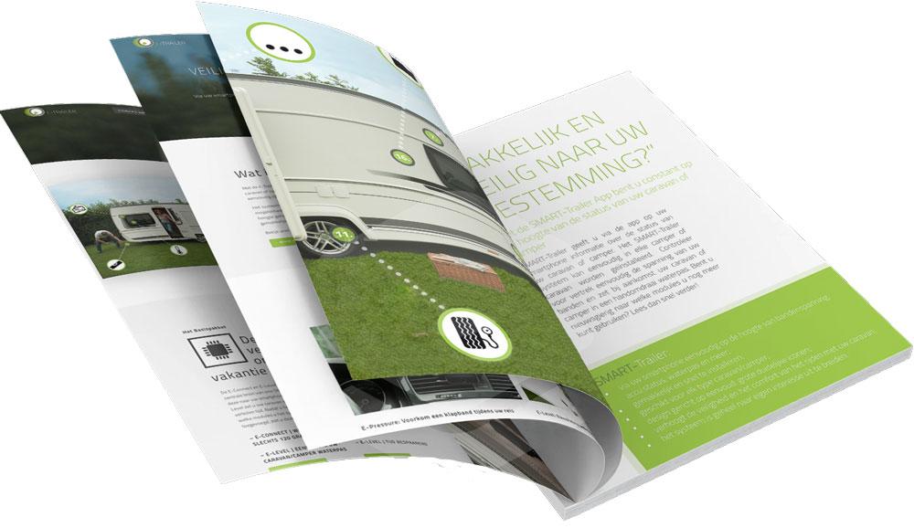 Brochure E-Trailer producten