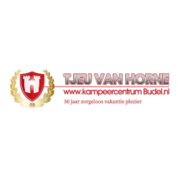 Kampeercentrum budel logo
