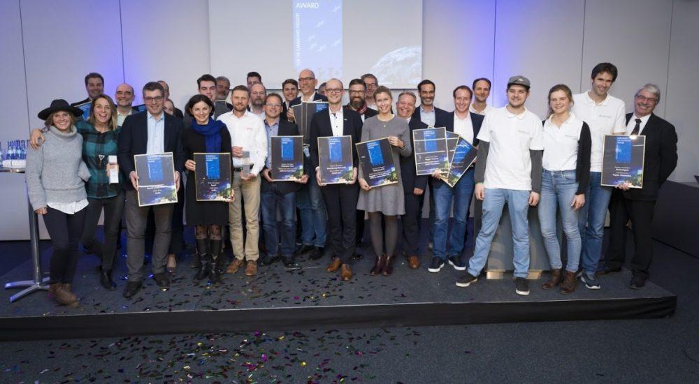 European Innovation Award 2020
